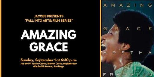 Fall Into Arts Film Series: AMAZING GRACE!