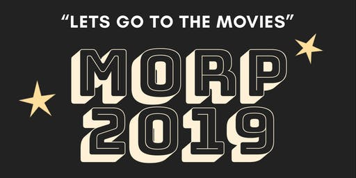 MORP2019: LET'S GO TO THE MOVIES