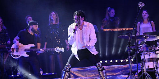 "The Michael Jackson Tribute Live Experience - ""Remember the Time"""