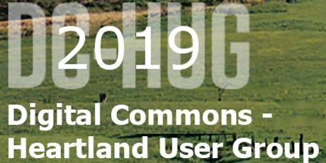 Digital Commons - Heartland Users Group 2019 tickets