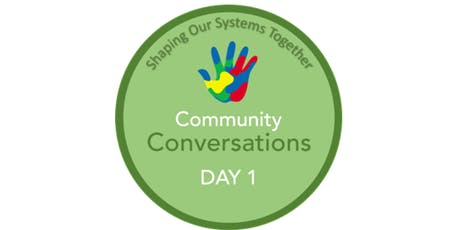 Community Conversation: Day 1 - Creating Community Well-being Through Leisure & Recreation tickets