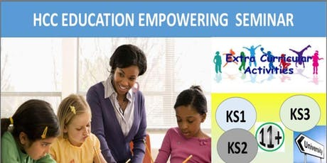 Education Empowerment Seminar tickets
