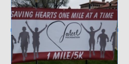 Saving Hearts One Mile At A Time / Honoring Ja'leel Freeman Foundation