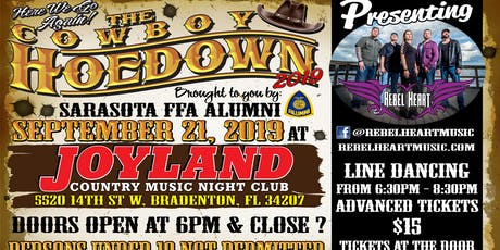 The Cowboy Hoedown tickets