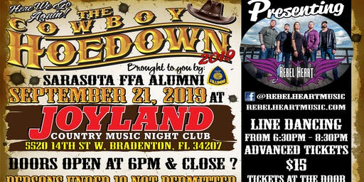 The Cowboy Hoedown