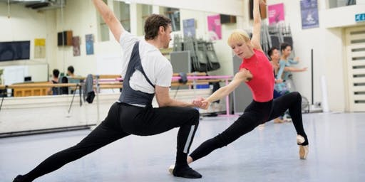 English National Ballet - Open Rehearsal