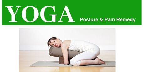 Yoga Posture & Pain Remedy tickets