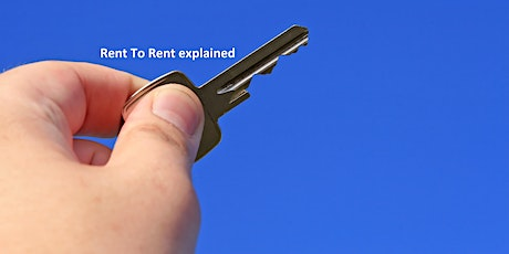 Rent To Rent Explained tickets