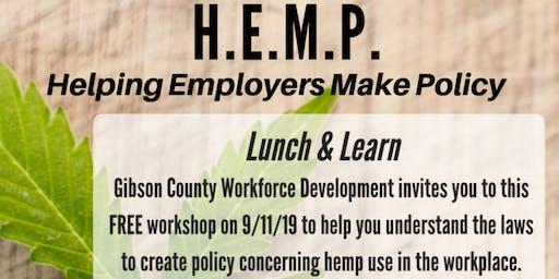 Workforce Development Lunch & Learn