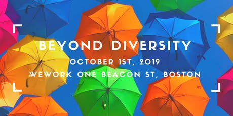 Beyond Diversity tickets