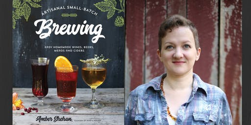 Artisinal Small Batch Brewing With Author Amber Shehan of Pixie's Pocket