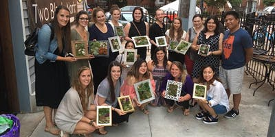 """Plant """"Painting"""" Workshop"""