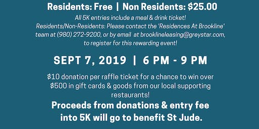 5K to Benefit St. Jude hosted by Residences at Brookline