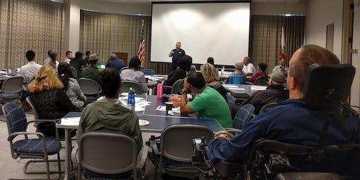 Club Officer Training in Hayward