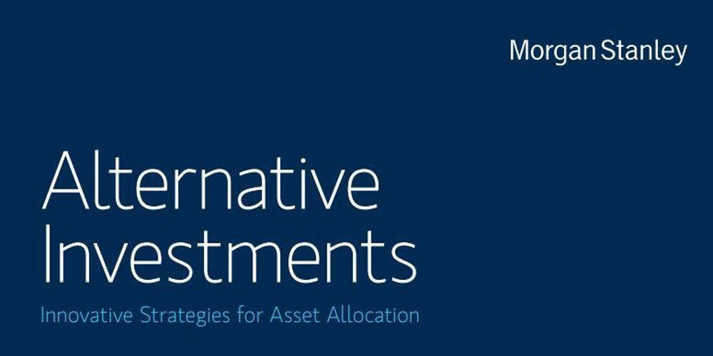 Alternative Investments Tickets, Thu, Aug 22, 2019 at 6:00 PM