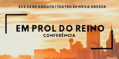 Conferência Em Prol do Reino
