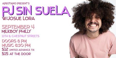 PJ Sin Suela tickets