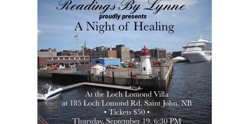 A Night of Healing in Saint John