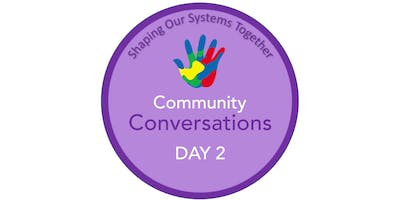 Community Conversation: Day 2 - Creating Community Well-being Through Leisure & Recreation