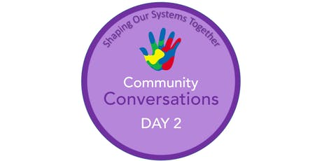 Community Conversation: Day 2 - Creating Community Well-being Through Leisure & Recreation tickets