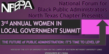 NFBPA North Texas 3rd Annual Women in Local Government Summit  tickets