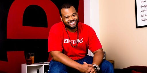 3rd Annual Black Entrepreneurship Week: Luncheon Keynote w/ Tobias Rose