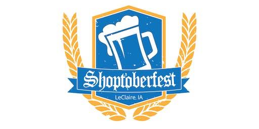 Shoptoberfest