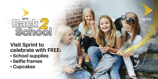 Back to School Party & Giveaways