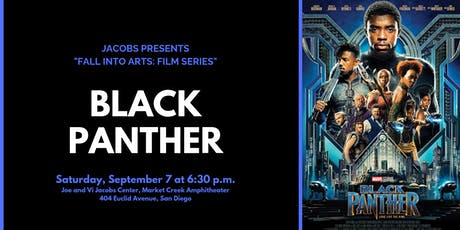 Fall Into Arts Film Series: BLACK PANTHER! tickets