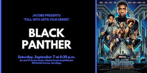 Fall Into Arts Film Series: BLACK PANTHER!