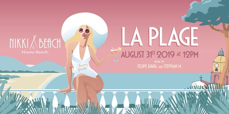 La Plage- Rosè Saturdays Edition tickets