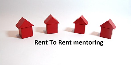 Rent To Rent mentoring tickets