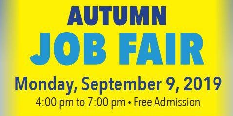 HTEDAC Autumn Job Fair