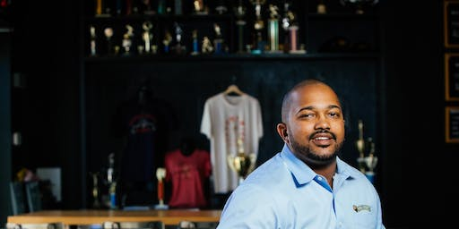 3rd Annual Black Entrepreneurship Week:What's the Scoop? w/ Antonio McBroom