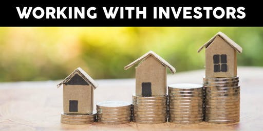 FREE 3hr CE Class | Working with Investors with Trey Hunt