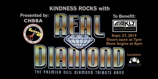Kindness Rocks Presented By CNBBA Real Diamond Band-for Kind Like Joey