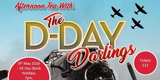 VE Day 2020 - Afternoon Tea with the D-Day Darlings