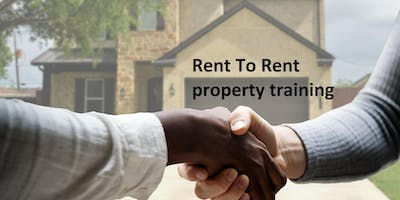 Rent To Rent property training