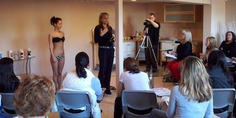Oklahoma City Spray Tan Training Class - Hands-On Learning - October 6th tickets
