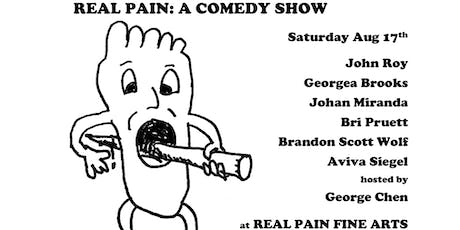 Real Pain: A Comedy Show tickets