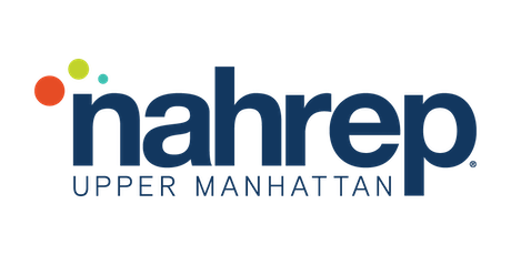 NAHREP Upper Manhattan: How To Invest 20% of Your Income tickets