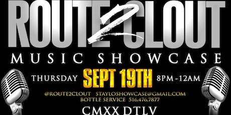 Route2Clout Music Show tickets