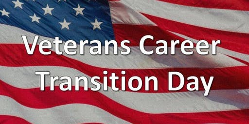 Cisco Veterans Career Transition Day - RTP (Raleigh) - 2019