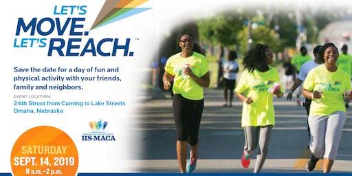 2019 CPHHE-REACH Physical Activity Day; Cardio in the Community - Walk/Run