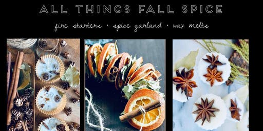 The Foundry - All Things Fall Spice