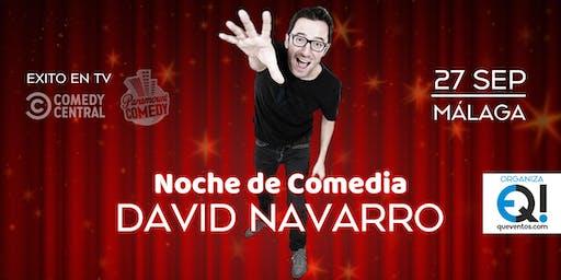 Noche de Comedia - David Navarro