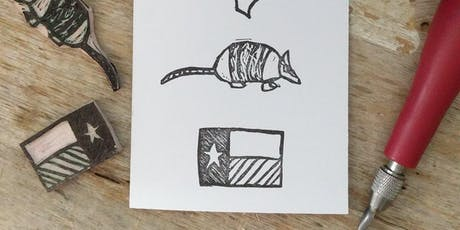 DIY Stamp Carving Workshop tickets