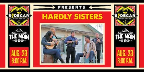 Sidecar Music Series presents: Hardly Sisters tickets