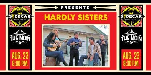 Sidecar Music Series presents: Hardly Sisters