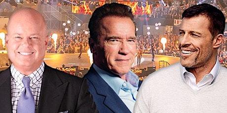 Elite Seminar 2020 mit Tony Robbins, Arnold Schwarzenegger und Eric Worre billets
